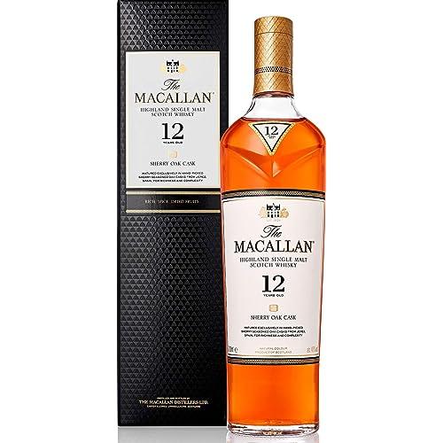 ザ・マッカラン シングルモルトウイスキー 12年