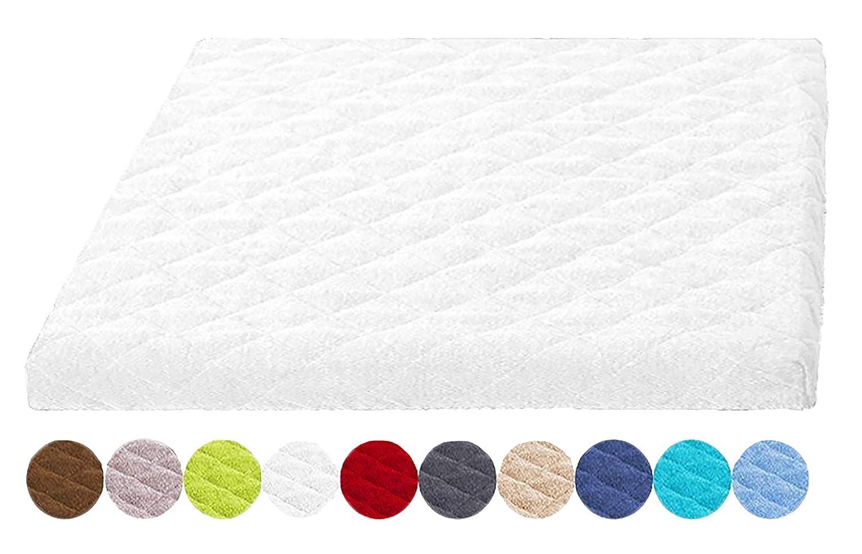 Brandseller Housse Machine à laver Sèche-linge Tissu housse pour protéger votre lave-linge ou votre sèche-linge - Dimensions: env. 60 cm x 60 cm x 6 cm, différents coloris brandsseller