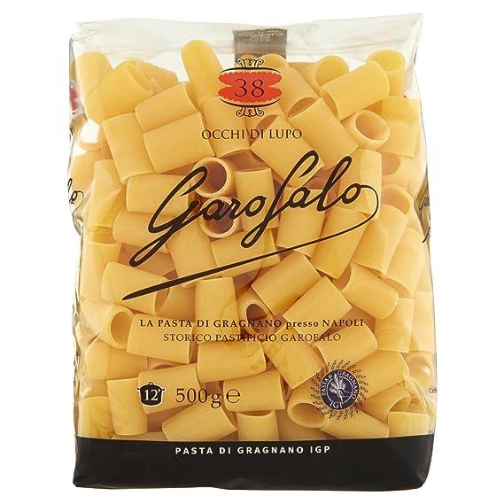 Garofalo , Occhi Di Lupo, Pasta Di Semola Di Grano Duro , 8 pezzi da 500 g  [4 kg] Amazon.it Alimentari e cura della casa