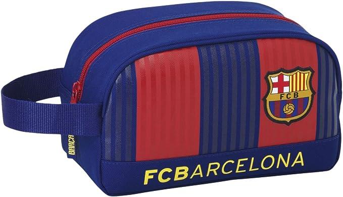 Barcelona F.C 811629248 - Estuche portatodo, Neceser adaptable a carro: Amazon.es: Equipaje