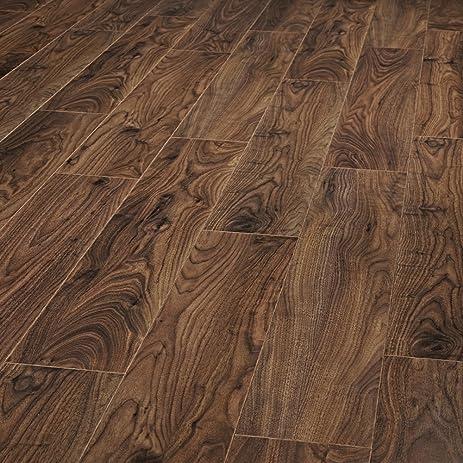 Amazon Select Walnut 544 Tradition Quattro Laminate Flooring