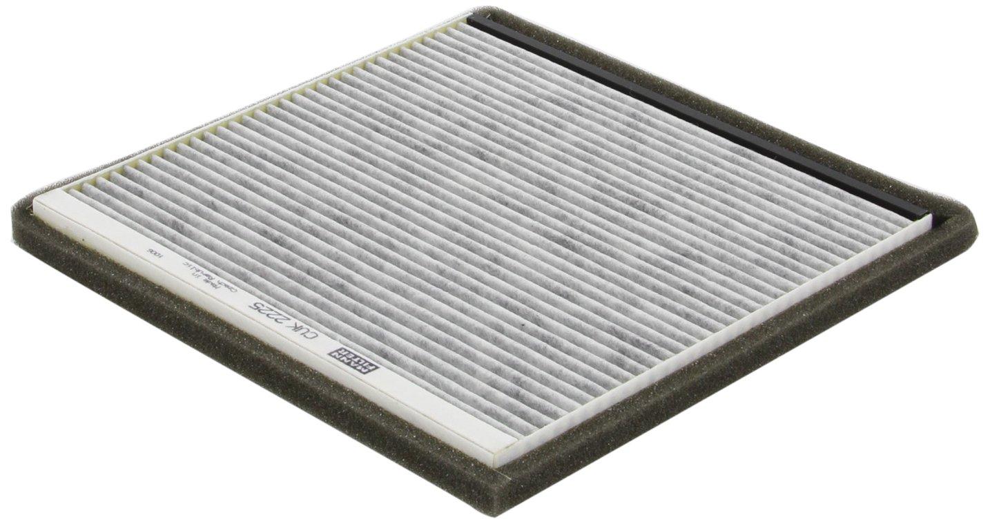 Mann Filter CUK2225 Filtre /à air cabine