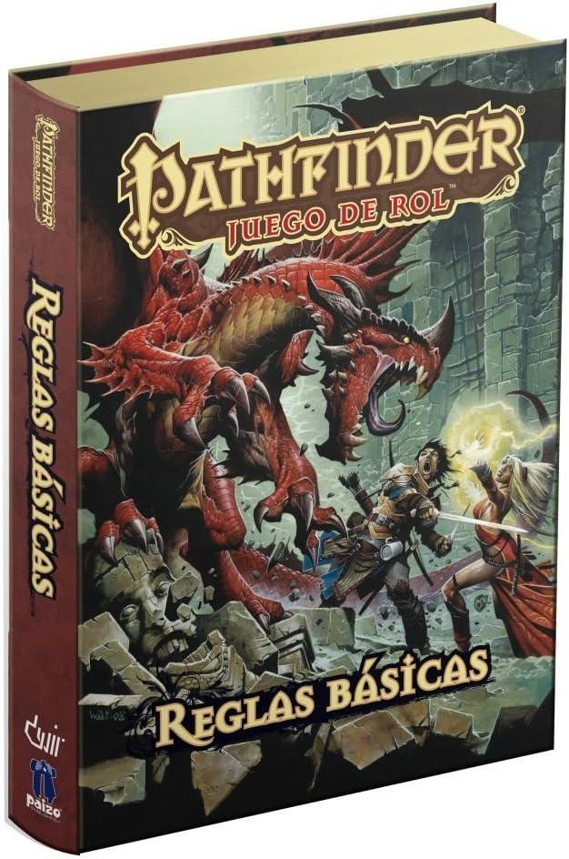 Devir Pathfinder. Reglas Básicas