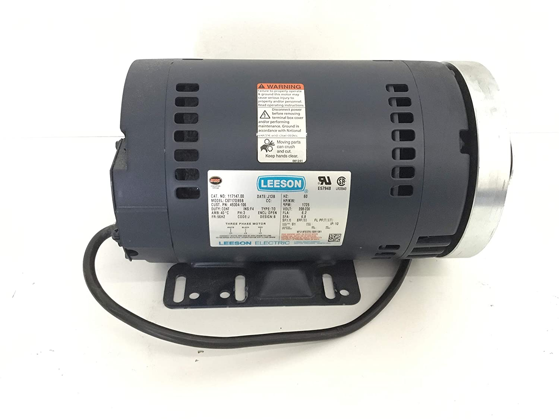 Precor - Motor de transmisión CC C6T170B9B PPP000000035918101 ...