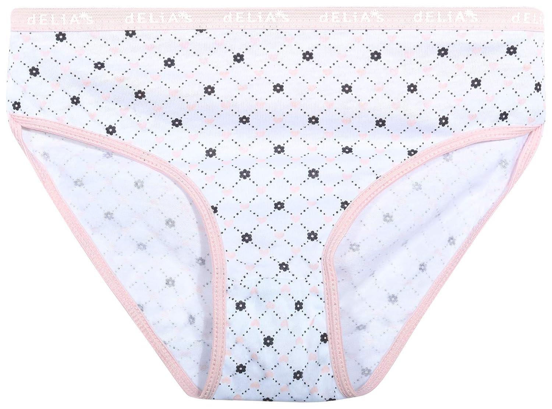 10 Pack dELiAs Girls Bikini Underwear Panties