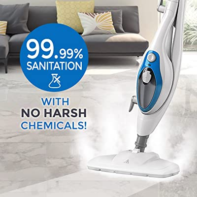 Steam Mop Cleaner ThermaPro 10-in-1