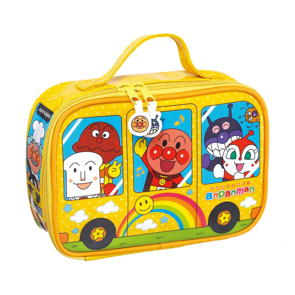 Anpanman Anpanman 5990010a Should Love Pen Case It Cleared up Sunstar Contact by Star Stationery