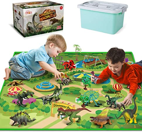 Toys and Activity Play Mat
