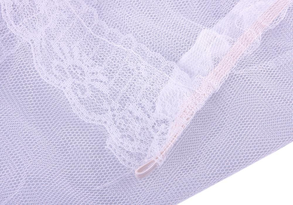 Safe Protector Stroller Baby Infants Mesh Fly Bee Insect Bug Cover Mosquito Net