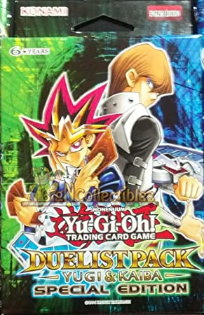 YuGiOh Duelist Pack Yugi & Kaiba SE Special Edition Pack [6 Booster Packs] [Toy]: Amazon.es: Juguetes y juegos