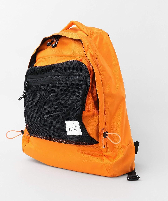 [アーバンリサーチ ドアーズ] リュック バックパック F/CE.×DOORS 別注FRONT MESH RN DAY メンズ Free オレンジ B07NNJQBBL
