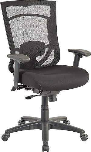 Tempur-Pedic 1539761 Tempur-Pedic Mesh Back Fabric Task Chair