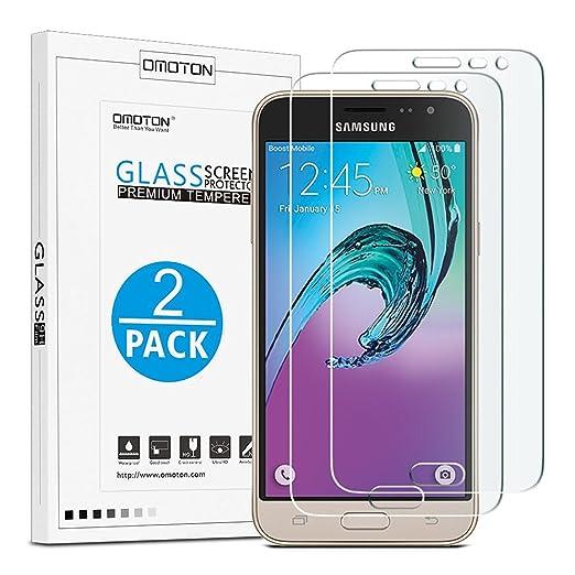 3 opinioni per Galaxy J3 Vetro Temperato OMOTON