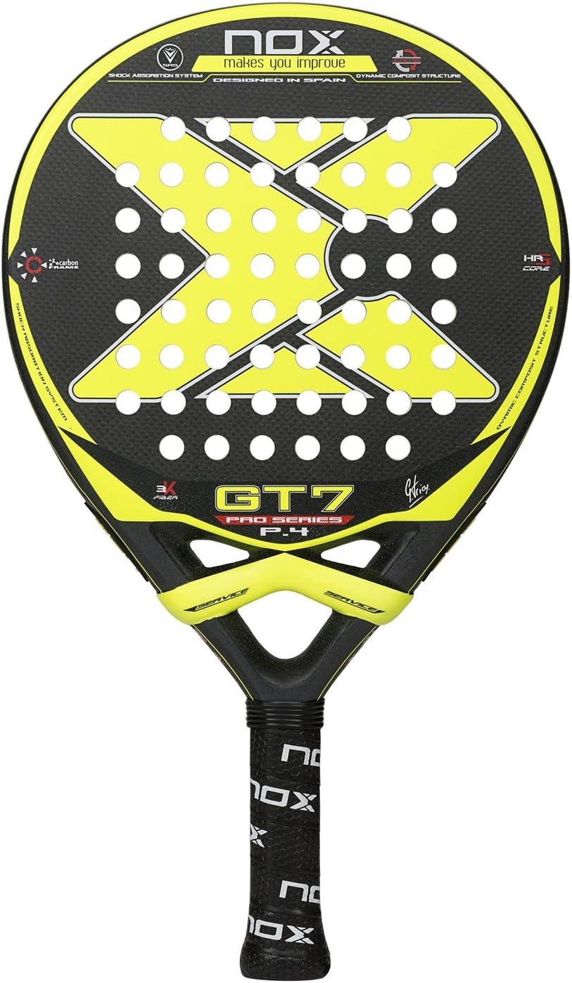 Pala NOX GT7 Pro P.4: Amazon.es: Deportes y aire libre