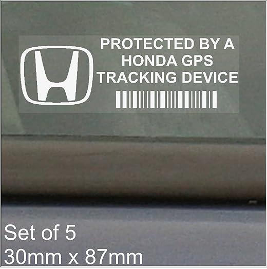 X PPHONDAGPS GPS Tracking Device Security WINDOW Amazoncouk - Car window stickers amazon uk
