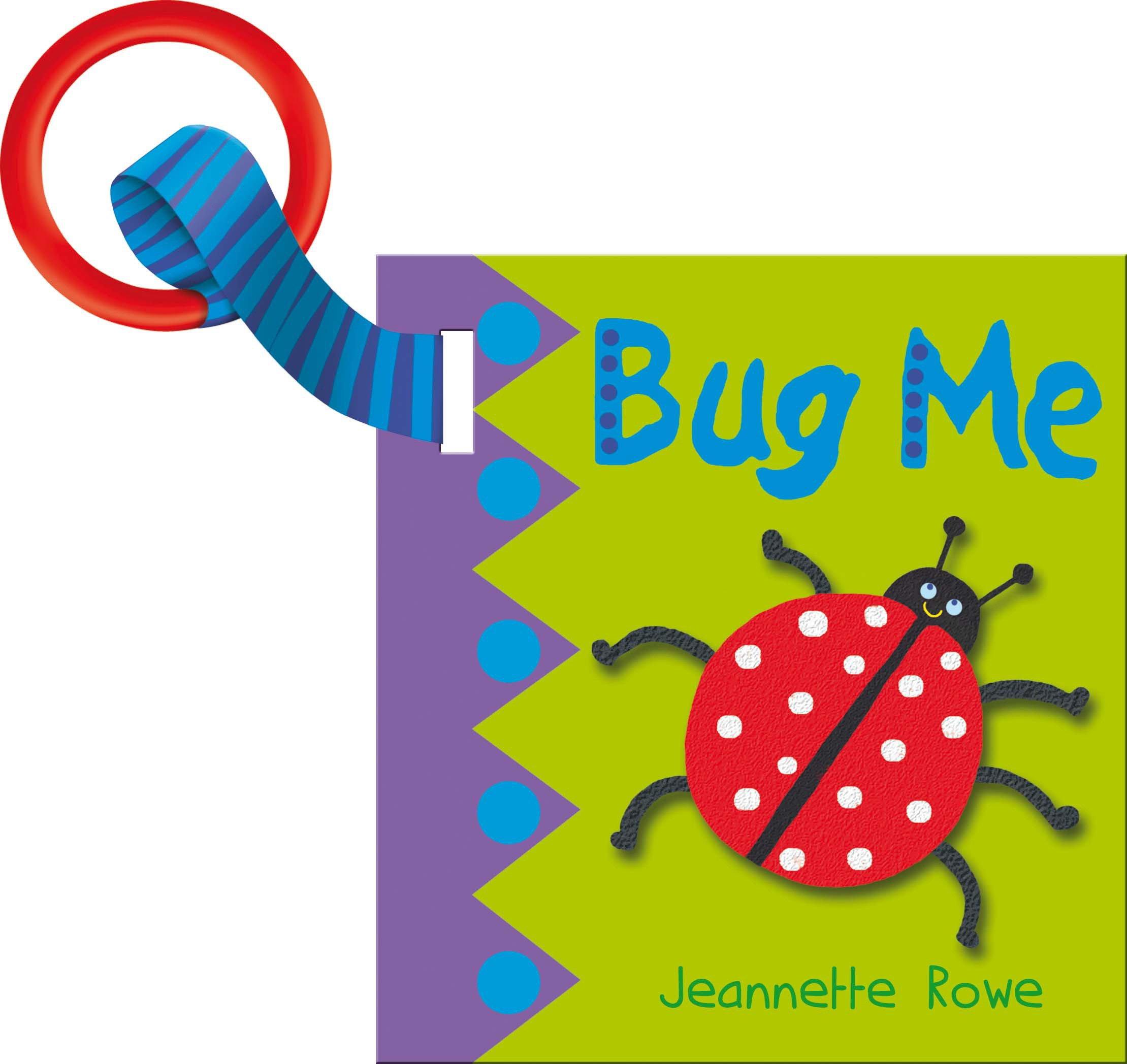 Download Bug Me (Baby Boo's Cloth Books) pdf