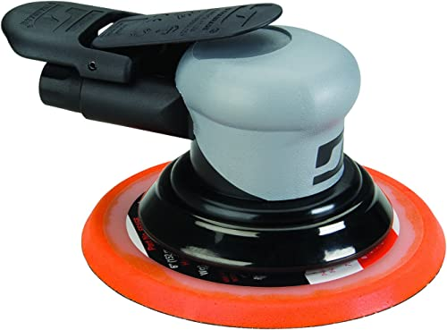 Dynabrade, 69040, Air Random Orbital Sander, 0.26HP, 6 In.