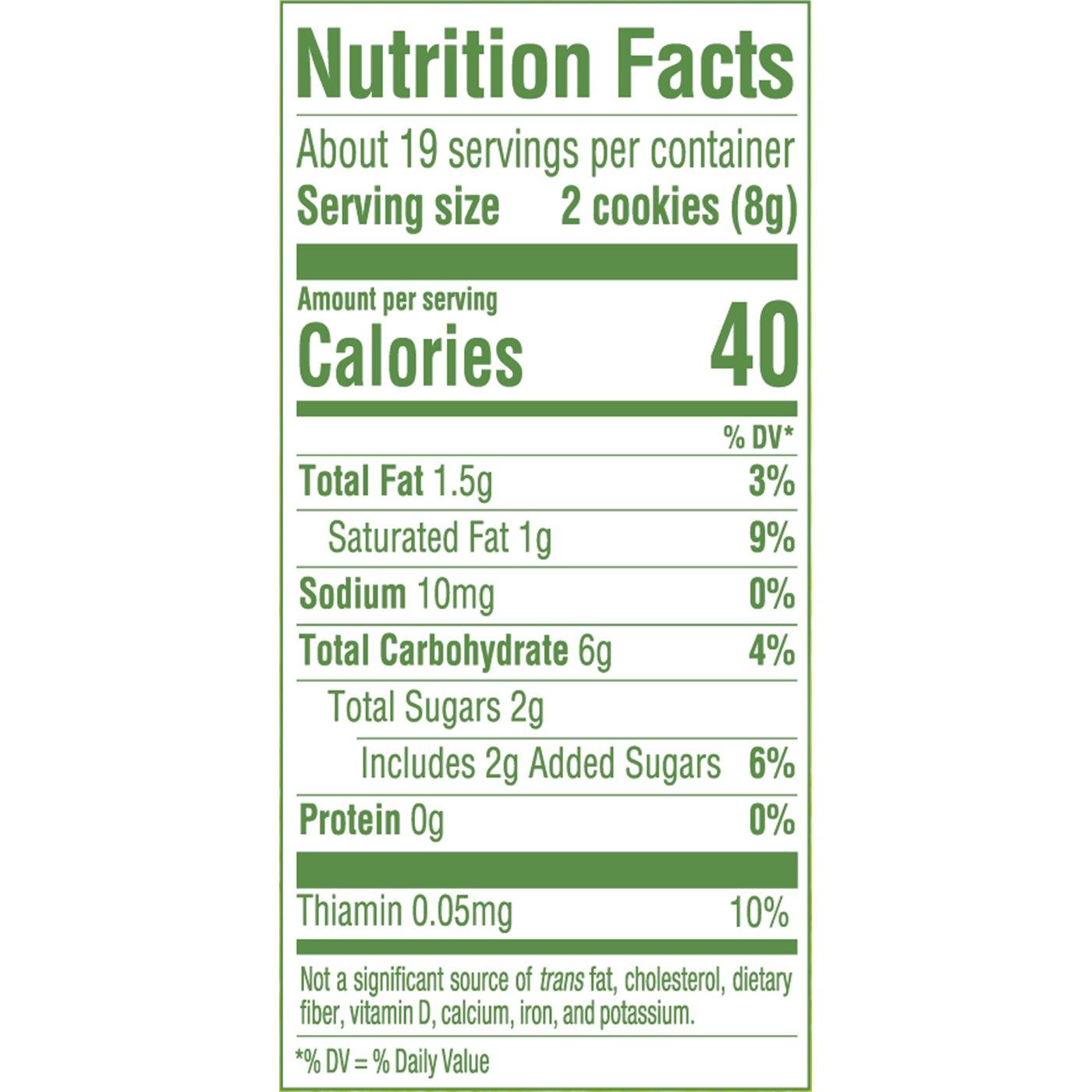 Gerber Graduates Organic Gluten Free Biscuits, Apple, 5.29 oz