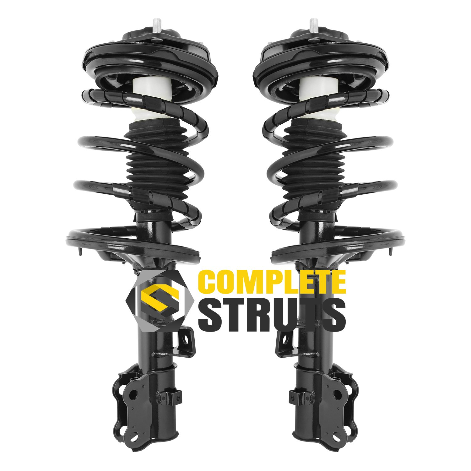 Front Quick Complete Struts /& Coil Spring Assemblies Compatible with 2006-2010 Kia Optima Pair