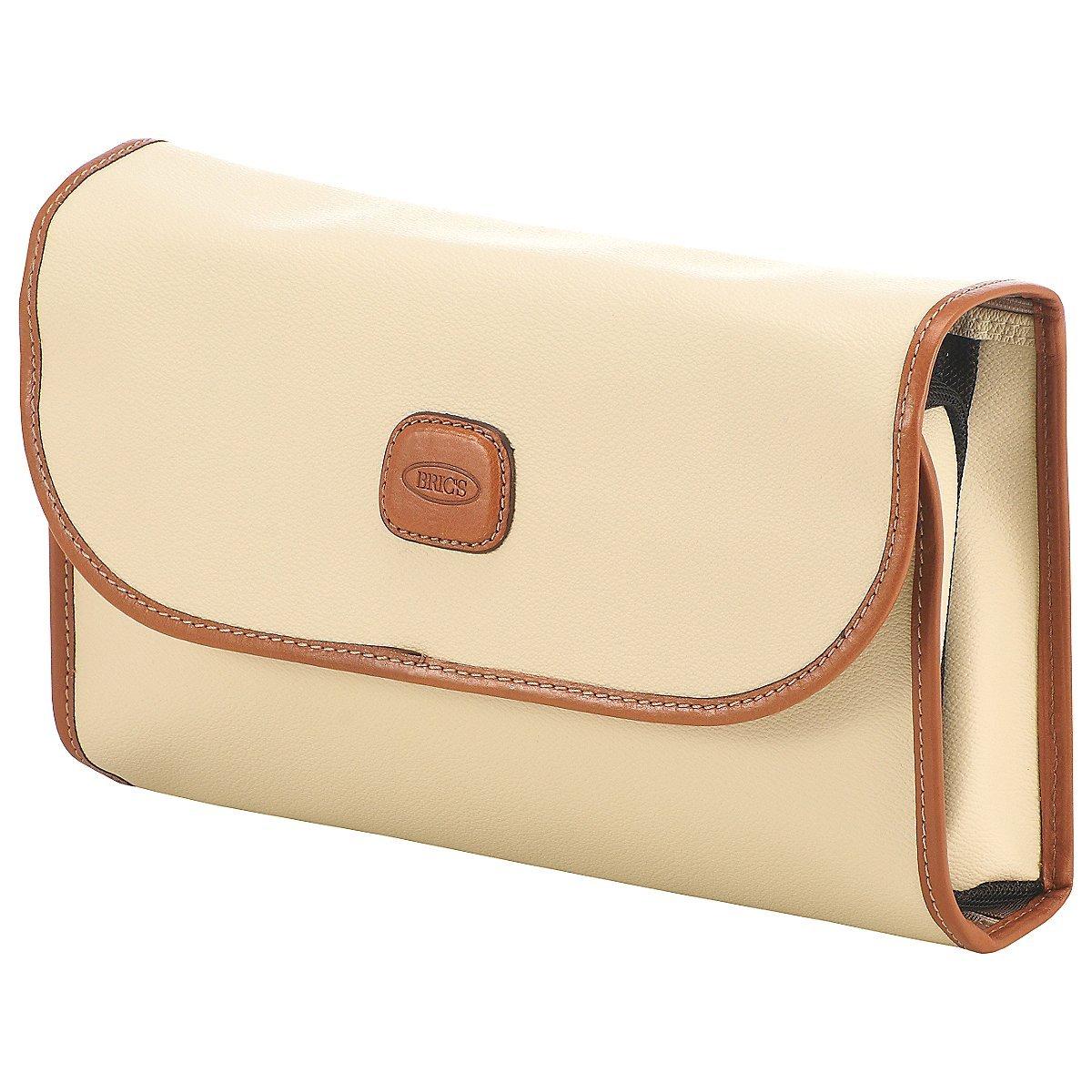 Bric's USA Luggage Model: FIRENZE |Size: tri-fold traveler | Color: CREAM
