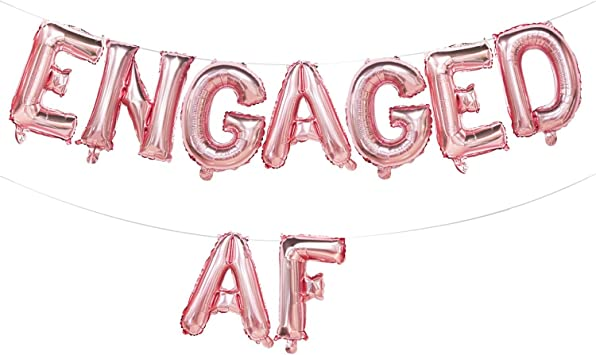 Engaged AF Silver Balloons,Engaged Silver Letter Balloons,Engaged Letter Balloons,Engaged Balloons,Engaged AF Balloons,Ring Balloon