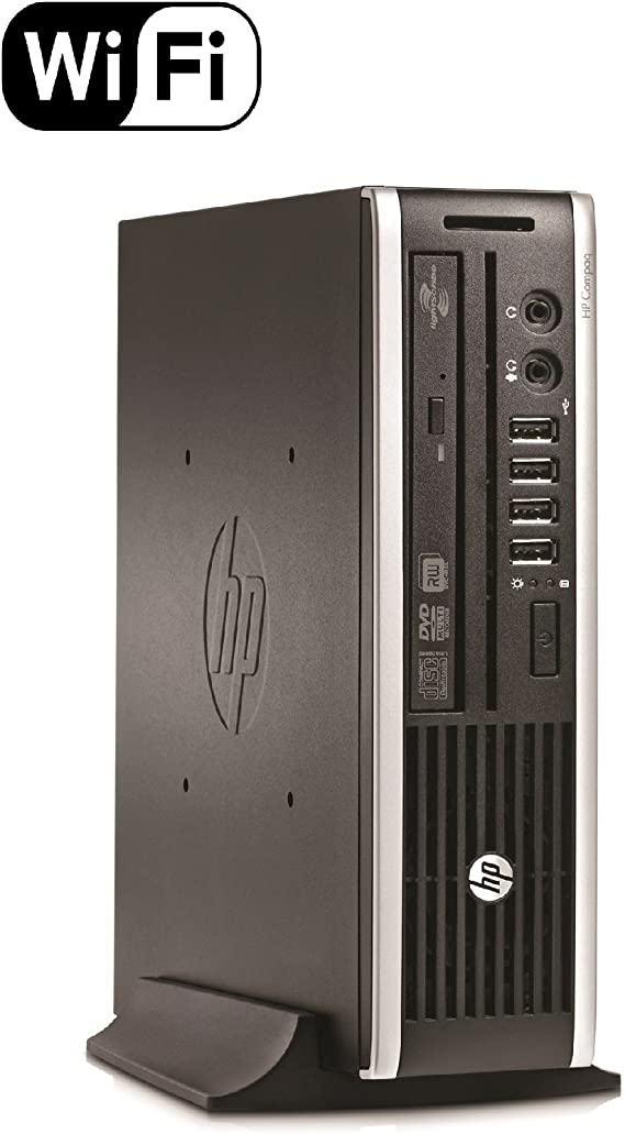 HP Elite 8300 Ultra Small Slim High Performance Business Computer PC (Intel 3470s 2.9Ghz)