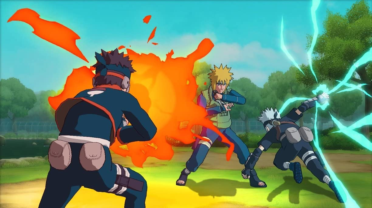 Amazon.com: Naruto Shippuden: Narutimate Storm Generation ...