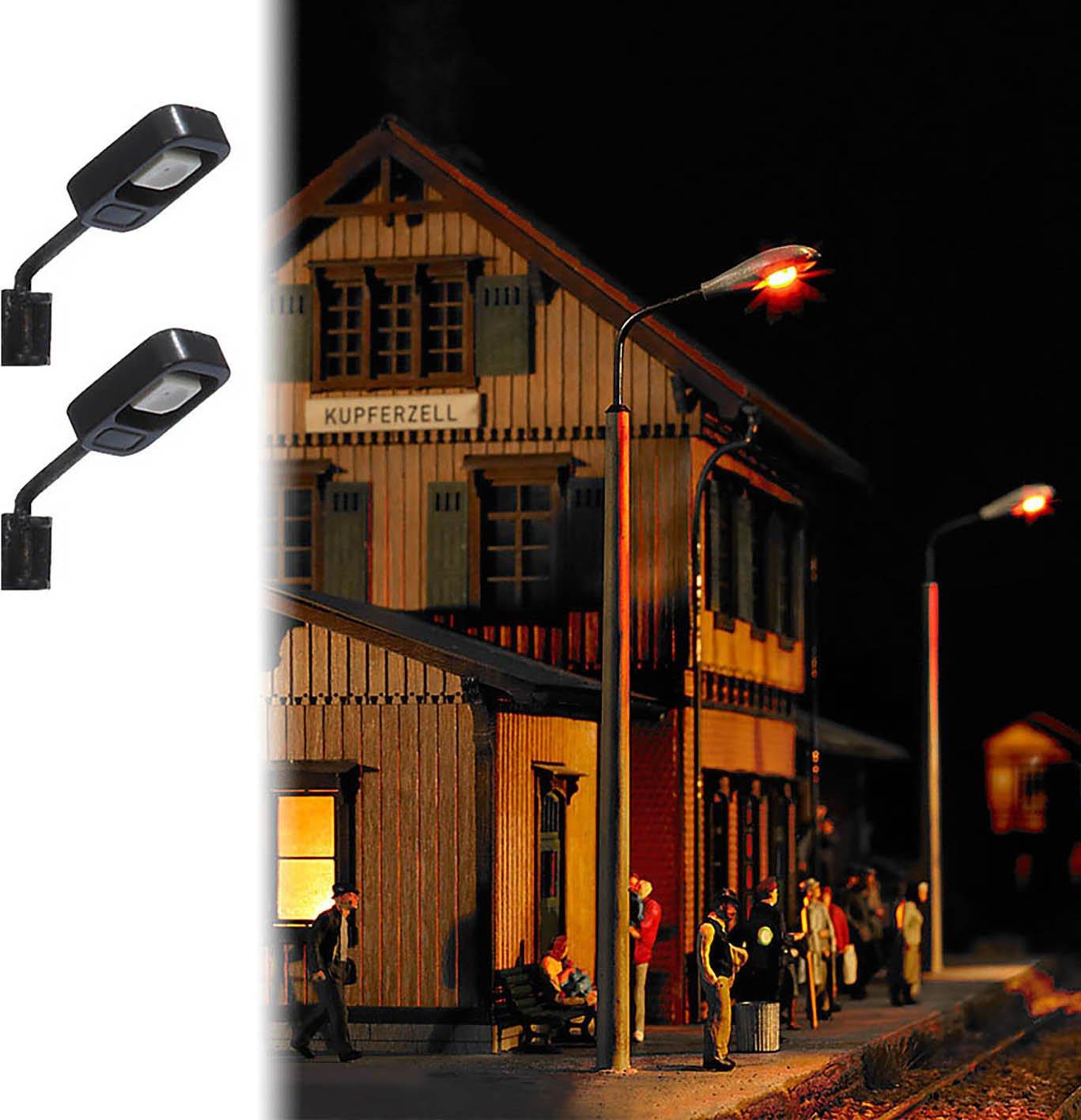 新素材新作 Busch ブッシュ B0051Z3U4C 1/87 4132 H0 1/87 電灯/ランプ アクセサリー ブッシュ、パーツ B0051Z3U4C, アクオリー:40e2d188 --- a0267596.xsph.ru