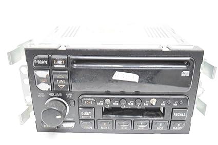 Amazon 03 04 05 Chevy Trailblazer Radio Cd Player Oem Parts