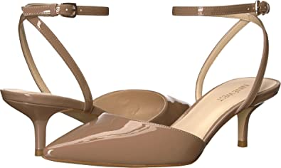 Nine West Women's Fonesca 3 Natural Synthetic 6.5 ...