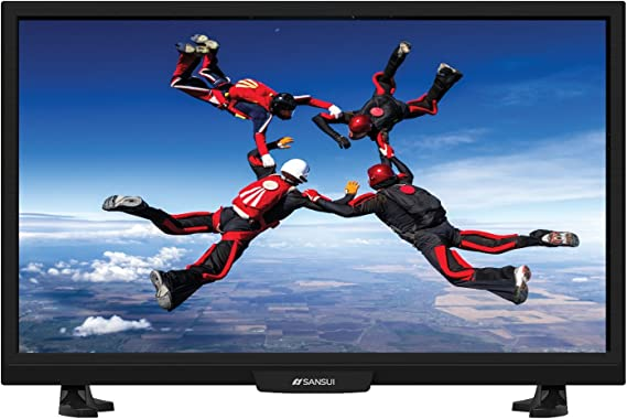 Sansui 81 cm  32 Inches  HD Ready LED TV SMC32HB12XAF  Black  Standard Televisions
