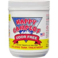 HAPPY CAMPERS RV Holding Tank Treatment - 18 Treatments photo
