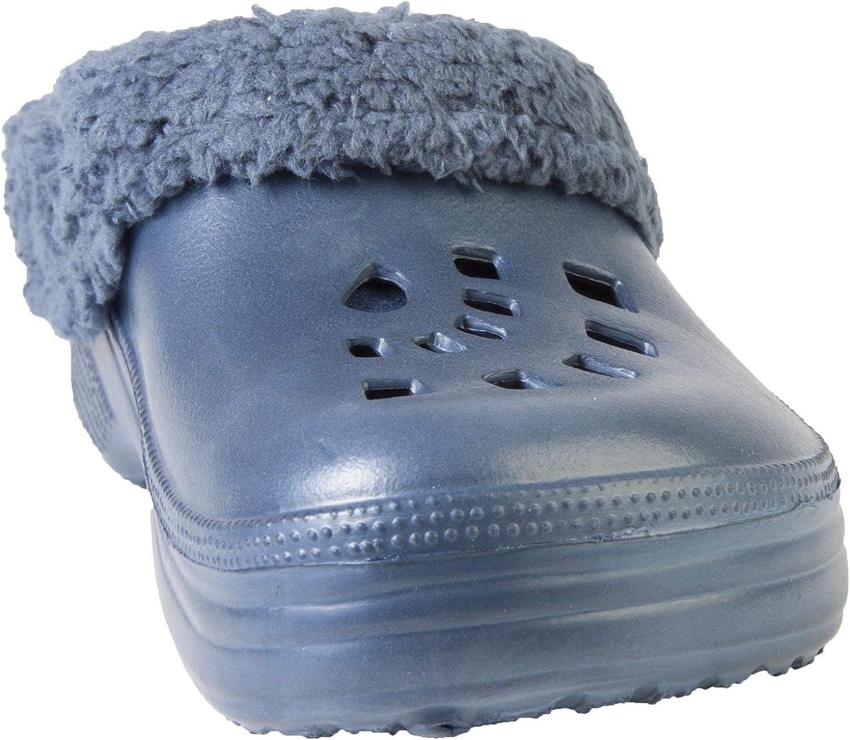 Zapatillas De Hombre Oto/ño Invierno Hombre Tac/ón Cerrado Forro Suave Antideslizante Zapatillas De Casa Calientes Zapatos