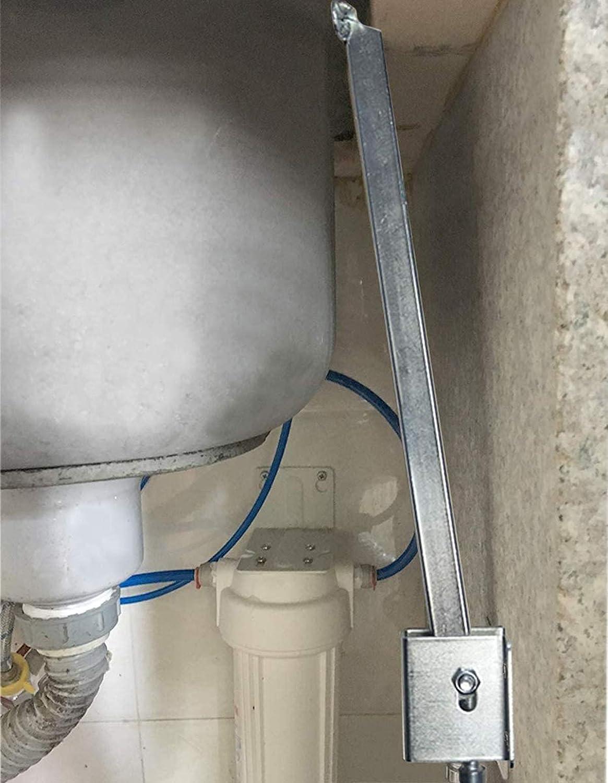 homydom complete sink repair kit system never fall undermount sink installation kit sink bracket for kitchen silver