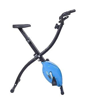 Fytter Bicicleta Estática Racer Ra-Xx Azul / Negro