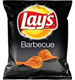 Lay's Barbecue Flavored Potato Chips, 1.5 Ounce (Pack of 64)