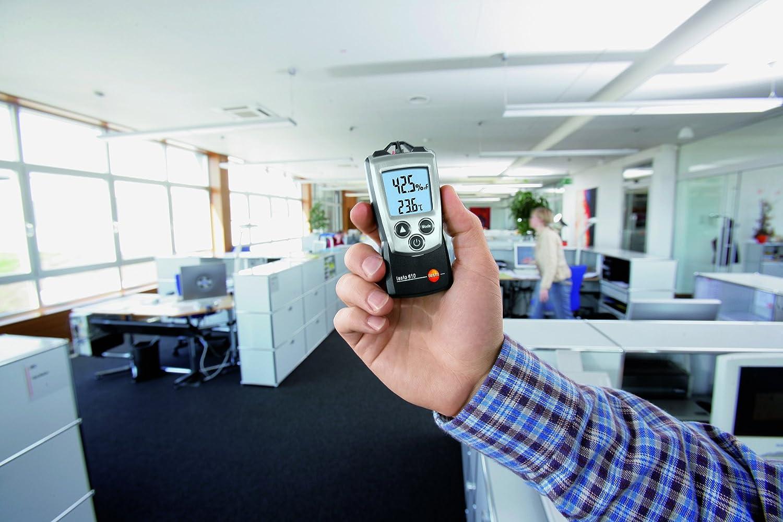 Test Kaleas Profi Laser Entfernungsmesser Ldm 500 : Testo handliches feuchte temperatur messgerät