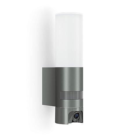 Steinel - Cámara con luz: lámpara de exterior, interfono, cámara de vigilancia,