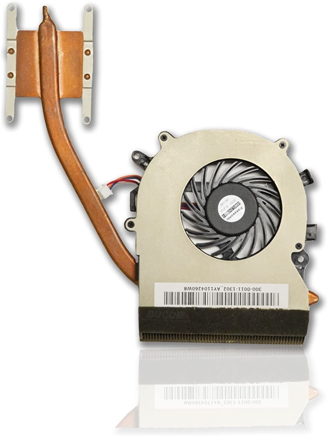 New Laptop CPU Cooling Fan with heatsink for Sony Vaio VPCEA1S1E VPC-EA VPC-EB Series