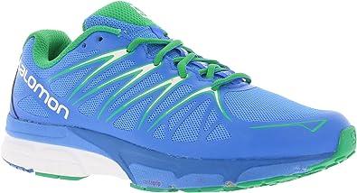 Salomon L37918600, Zapatillas de Trail Running para Hombre, Azul ...