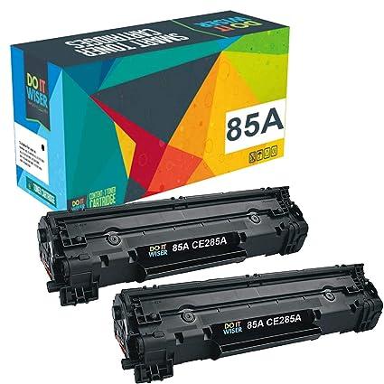 Do it Wiser Cartucho de Tóner HP 85A CE285A Compatible para HP ...