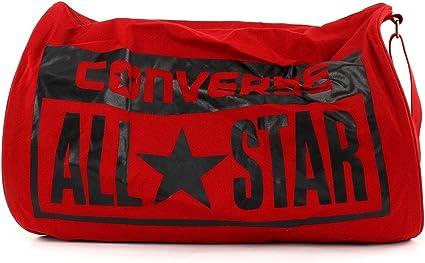 Red Converse Duffel Bag