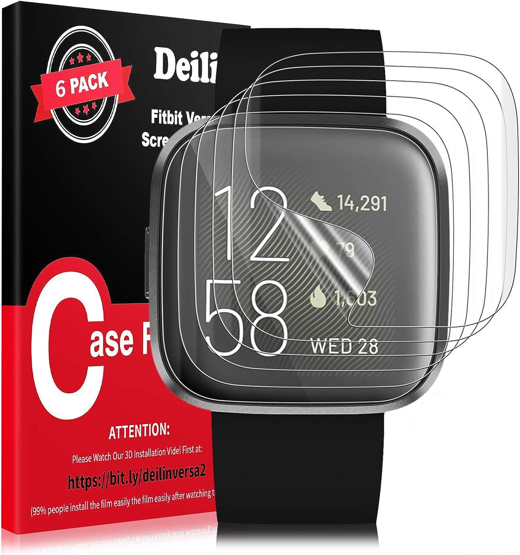 Protector de pantalla para Fitbit Versa 2 / Versa 3 / Fitbit