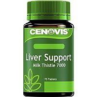 Cenovis Liver Support Milk Thistle 7000mg - 75 Tablets
