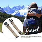 Universal Backpack Chest Strap, Adjustable