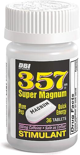 357 HR MAGNUM Super Magnum Stimulant