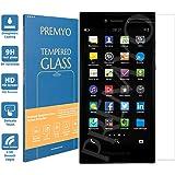 PREMYO vetro temperato BlackBerry Leap. Pellicola vetro temperato BlackBerry Leap con una durezza di 9H e bordi arrotondati da 2,5D. Pellicola in vetro BlackBerry Leap
