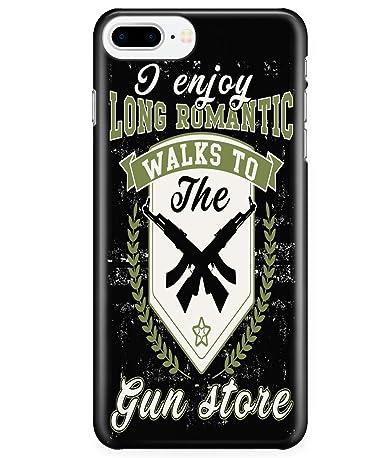 coque iphone 7 pistolet noir