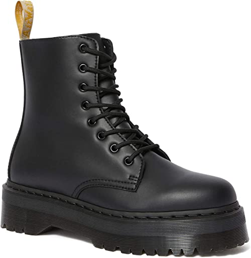 well known look for buying cheap Dr. Martens - Vegan Jadon II 8-Eye Synthetic Platform Boot for Men and Women