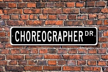 CELYCASY Choreographer Choreographer - Cartel de coreógrafo ...
